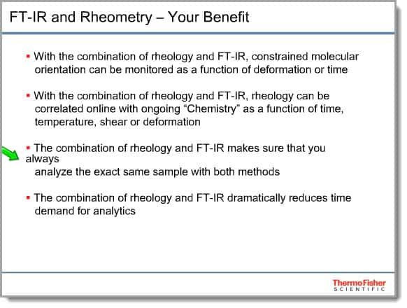 rheometry ftir webinar slide