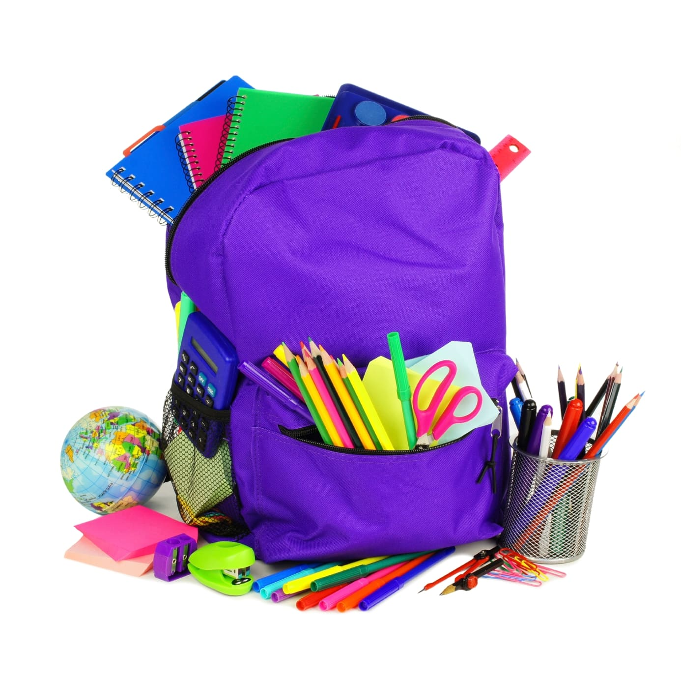 school backpack webinars