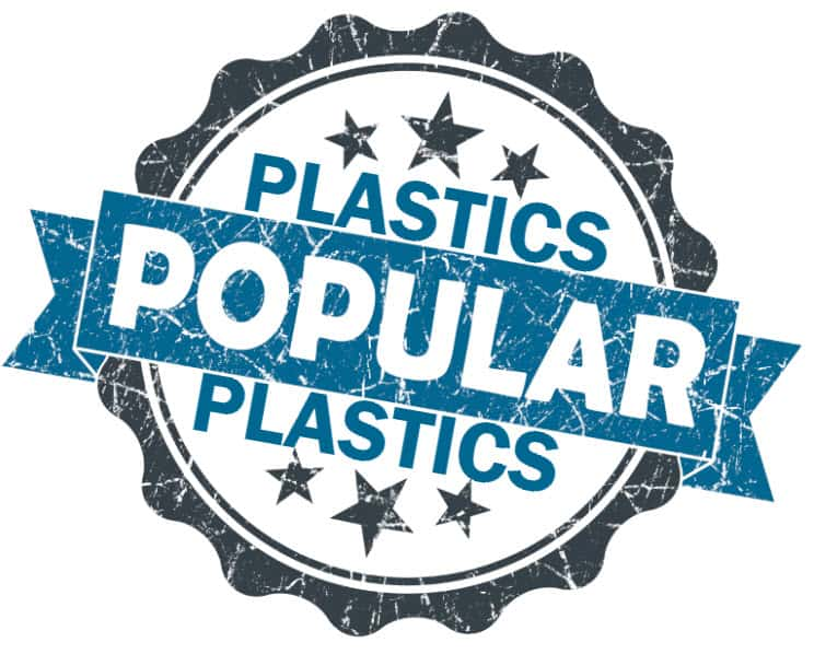 popular plastics