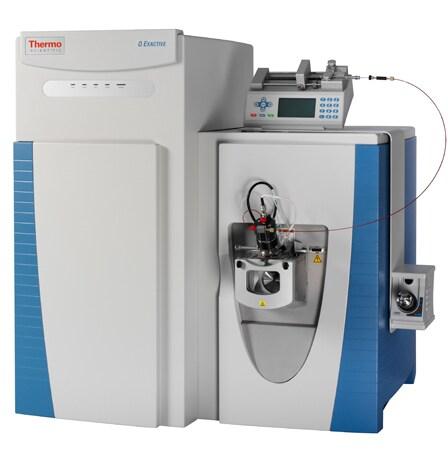 Q Exactive mass spectrometer.