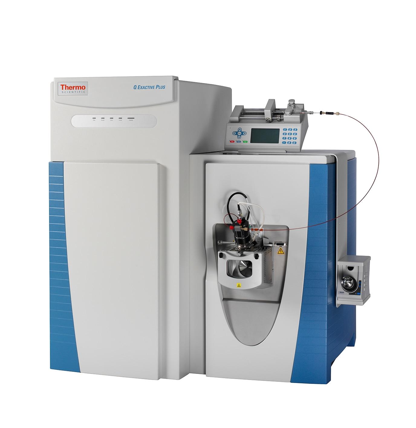 Q Exactive Plus mass spectrometer.
