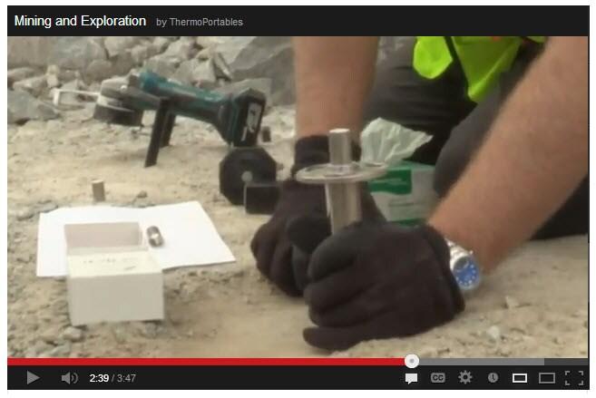 proper sample prep mining pellets