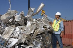 XRF in the Scrap Metal Yard