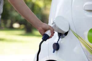Charging of an electric car depends on rare earth elements
