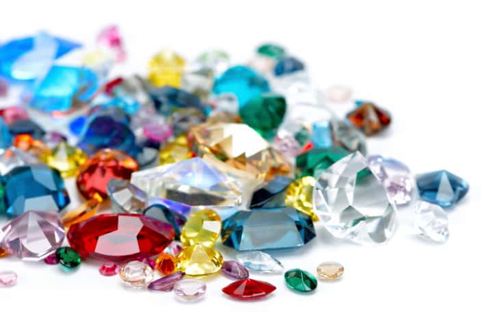 Where Did Those Gemstones Come From