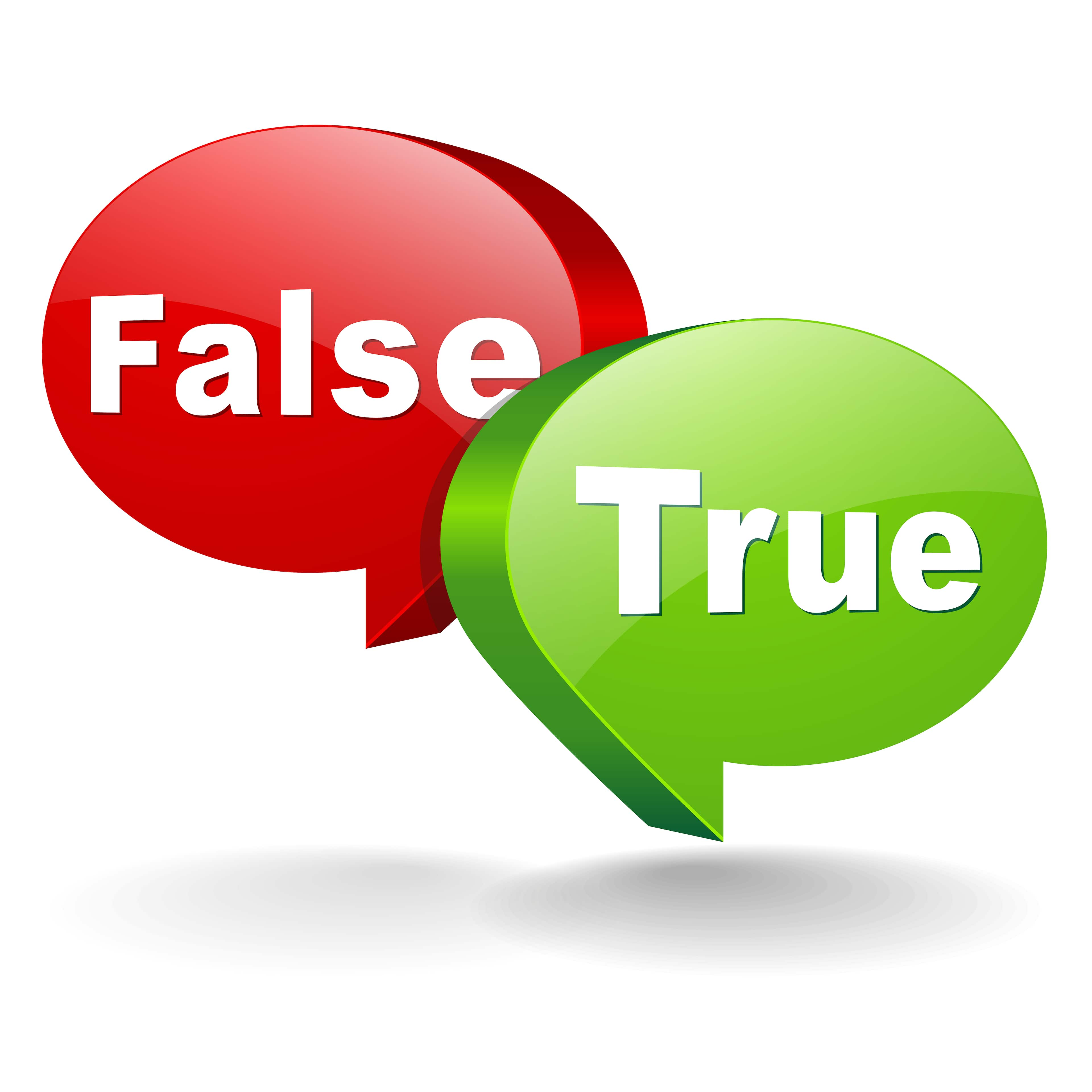 Tue or false jpg