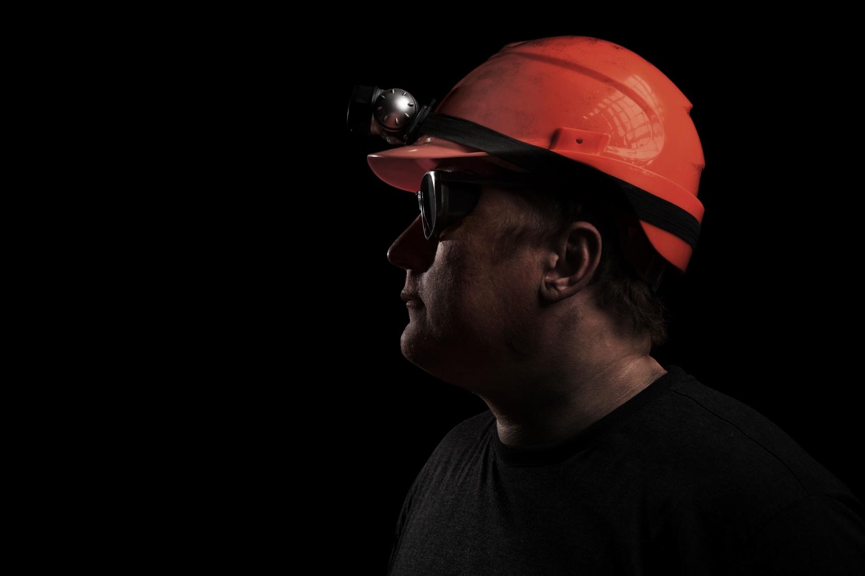 coal mine worker