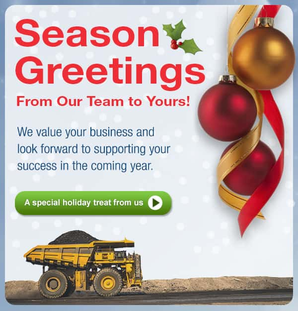 Happy Holidays from Advancing Mining