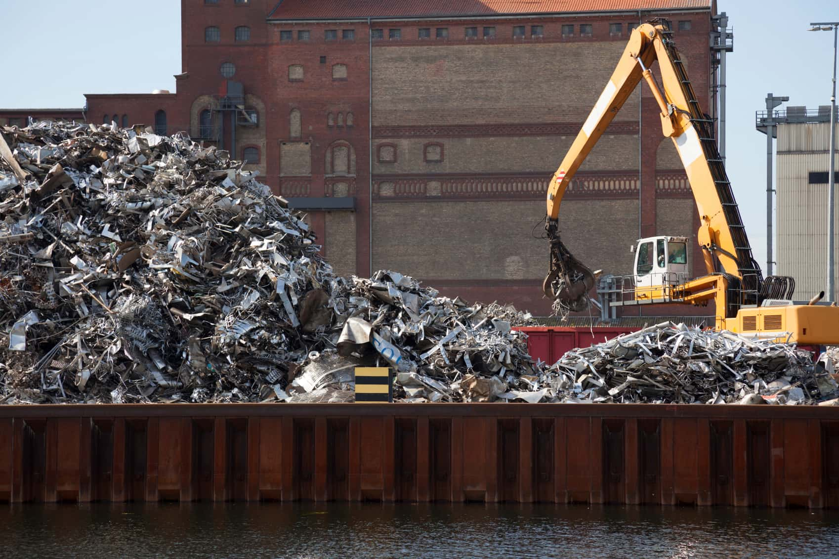 Why Scrap Metal Recyclers Need to Know Their Steels