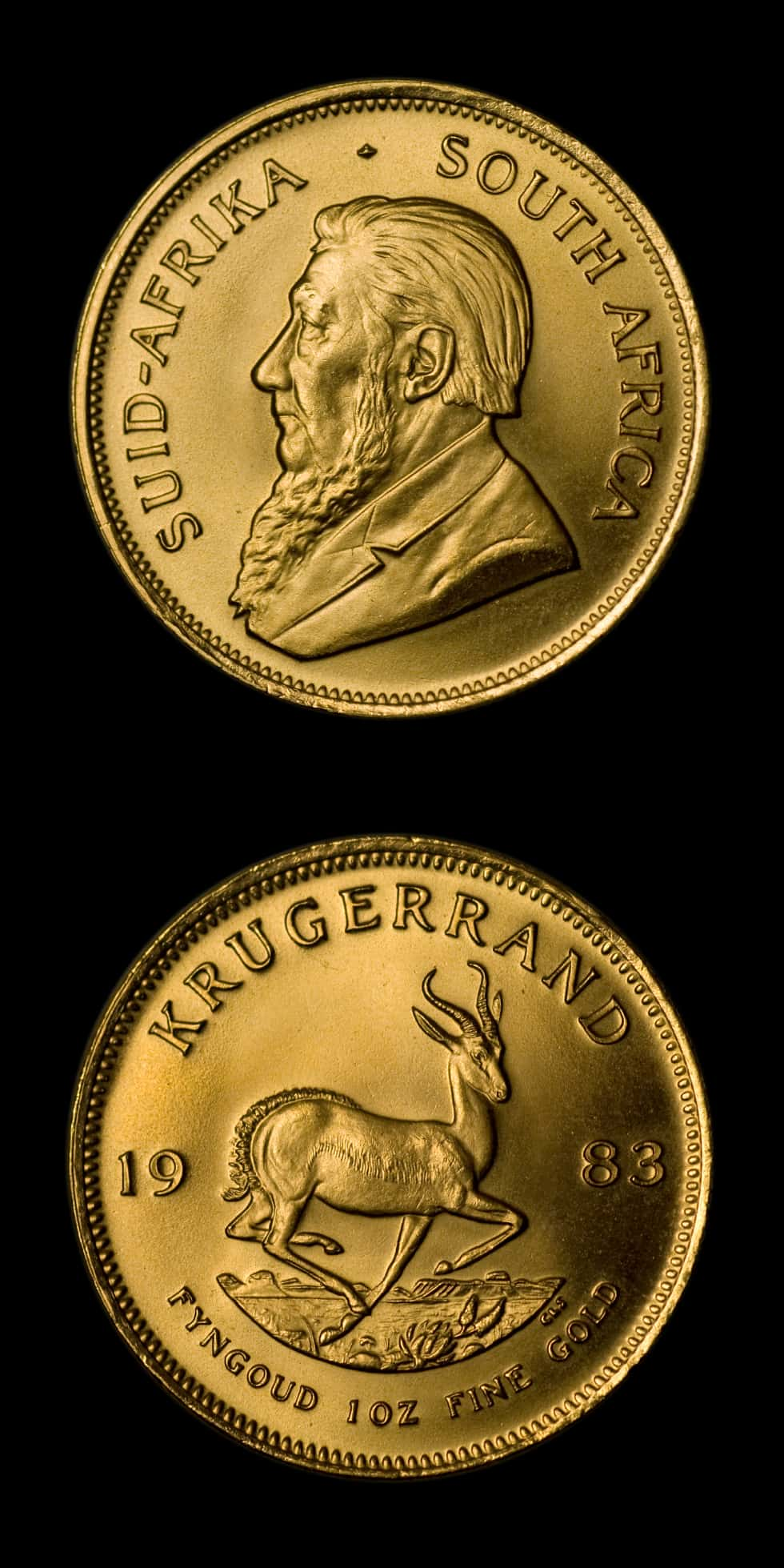 Bad Krugerrands: a Concern to Pawn and Numismatics Operations