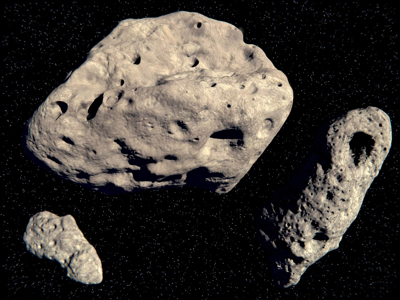 asteroid mining in space - photo #13