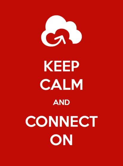Keep Calm and Connect On