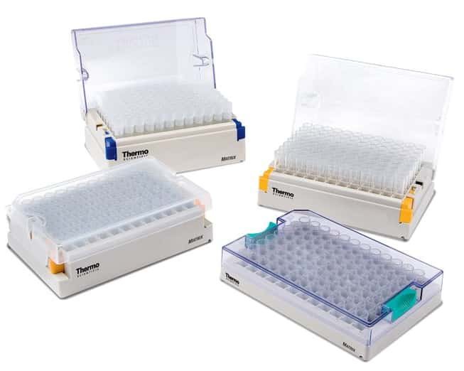 Matrix™ 2D Barcoded Open-Top Storage Tubes