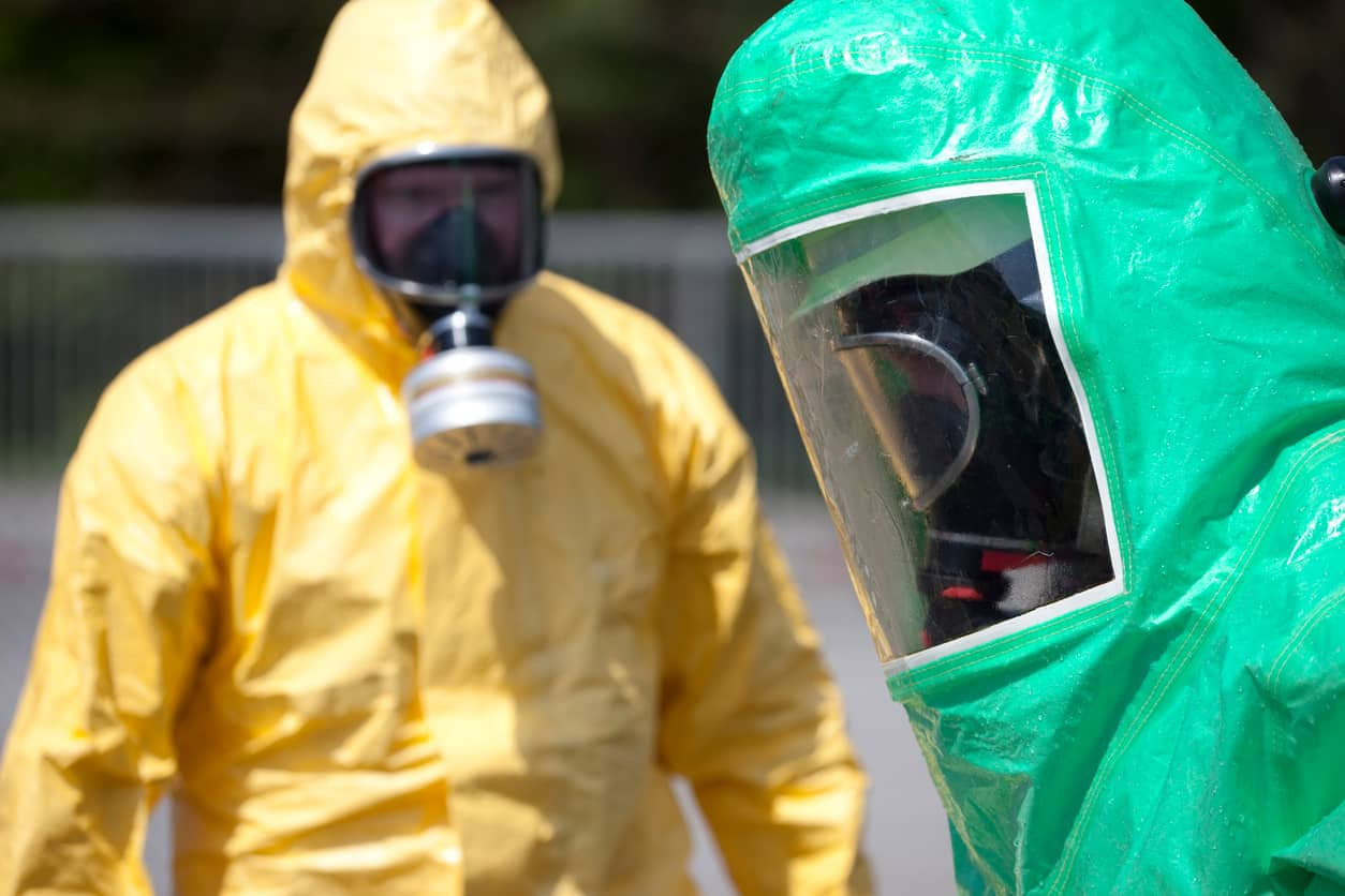 When It Comes To Hazmat Are Two Technologies In One