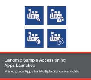 Marketplace Apps for Multiple Genomics Fields