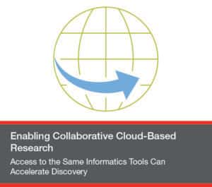 Access to the same informatics tools can accelerate discovery