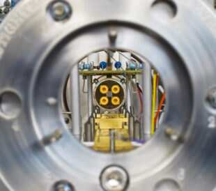 Quadrupole mass spectrometer. Image: Jens Goepfert/Shutterstock.com