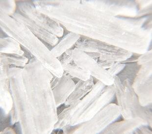 Methamphetamine also known as crystal meth. Image: Kaesler Media/Shutterstock.com.