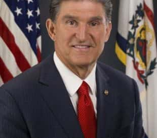 Senator Joe Manchin of West Virginia