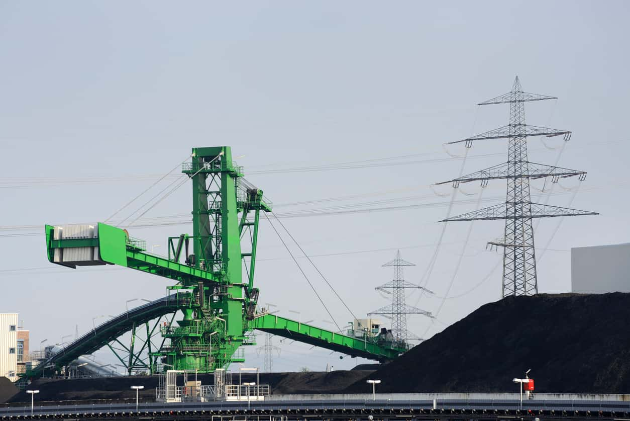 power and energy efficiciency at mine site