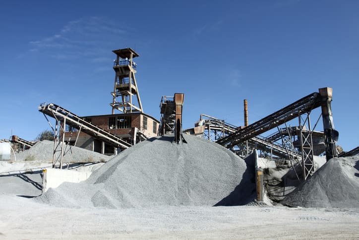Are You Mining Minerals for Cement, or for Concrete?
