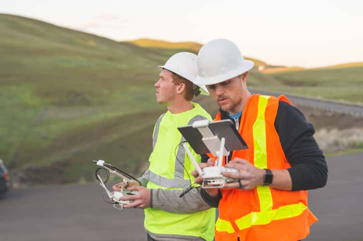 Drones Help Improve Safety at Mine Sites