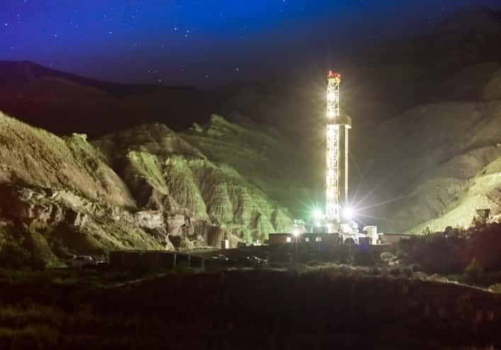 Wastewater from Hydraulic Fracturing May Be a New Source of Lithium