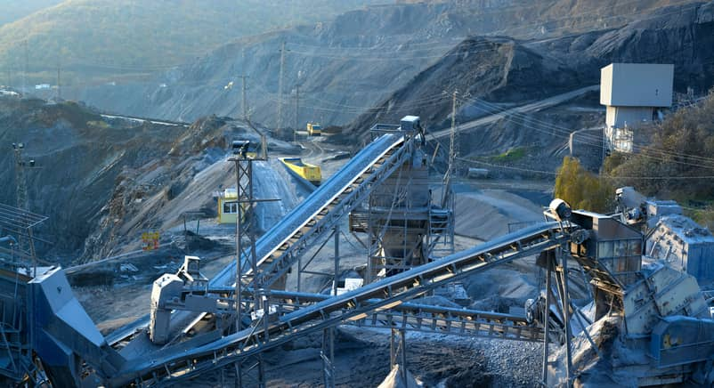 mining and bulk material operations