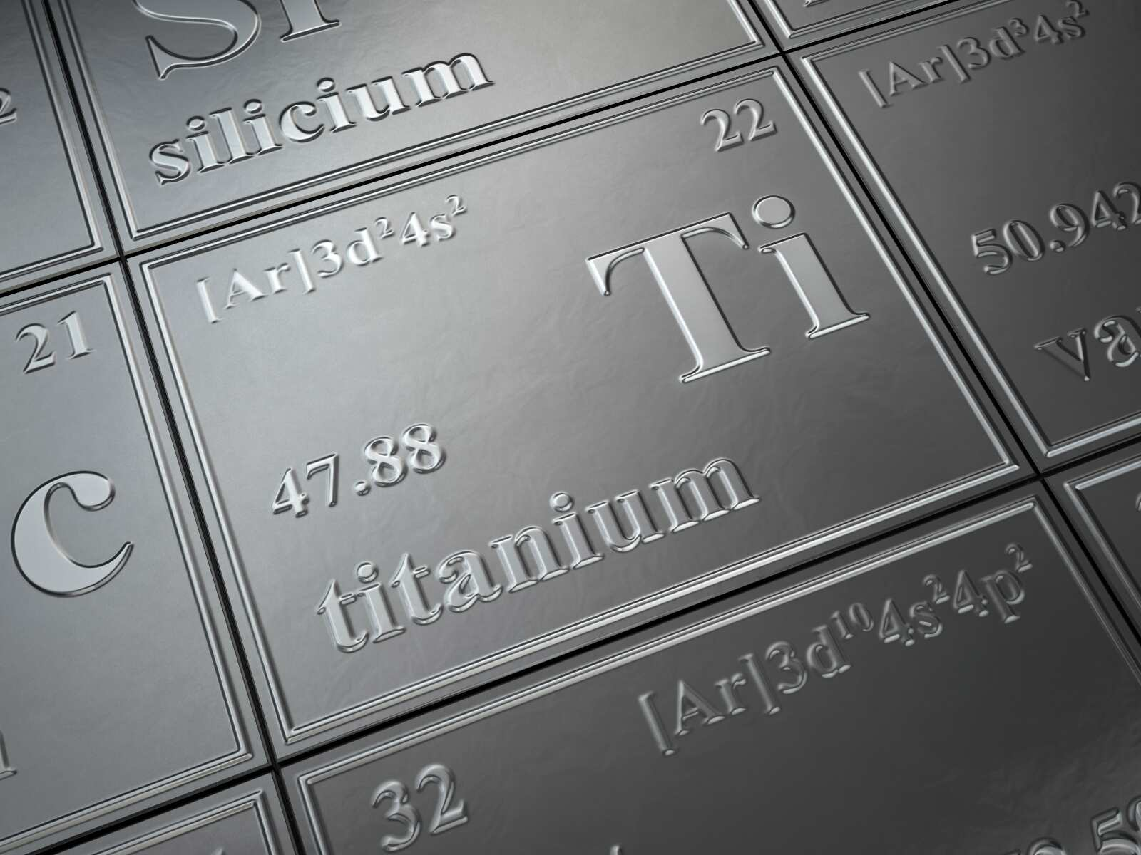 3d Metal Printing >> New Research on 3D Printing with Titanium - Analyzing Metals