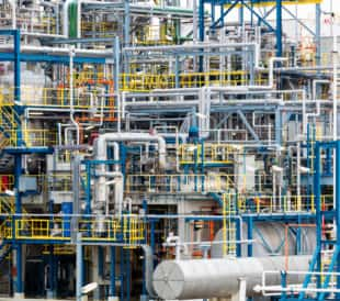 refinery pipes and pmi