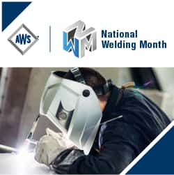 AWS national welding month