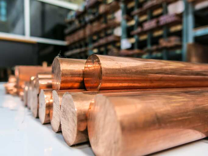 raw copper analysis