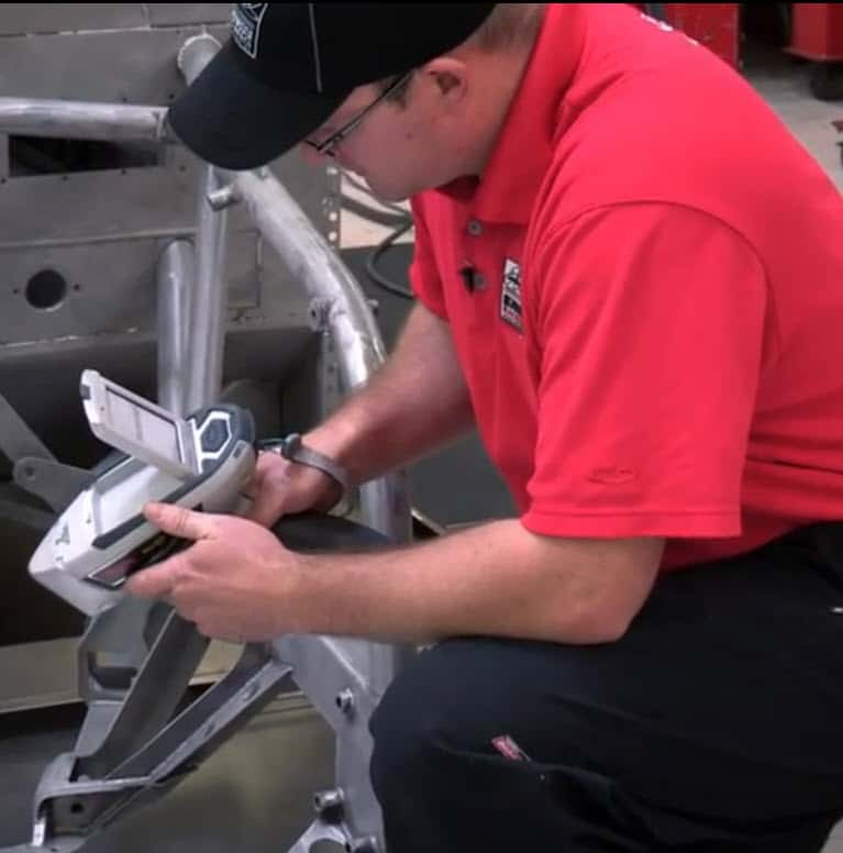 ganassi racing manufacturing