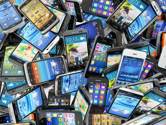 Don't Forget to Recycle Your Old Cell Phone