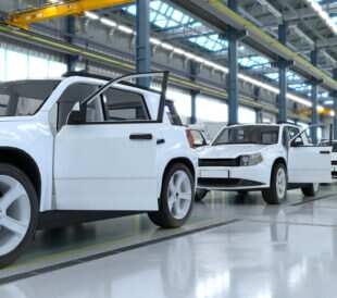 Automotive Manufacturer Combines the Best of Steel and Aluminum