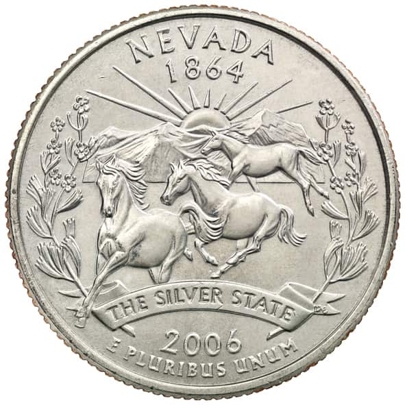 Can You Shovel Silver Coins Off The Ground In Nevada Analyzing