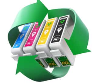 recycled toner cartridges