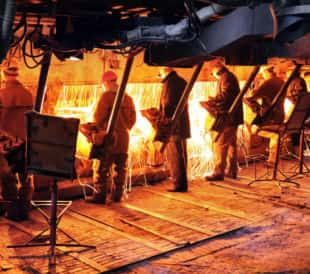 metallurgical accounting