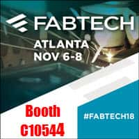 FABTECH - Booth C10544