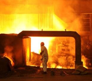 Iron Ore to Sintering to Steelmaking