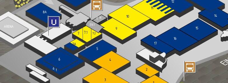 interpack floor plan