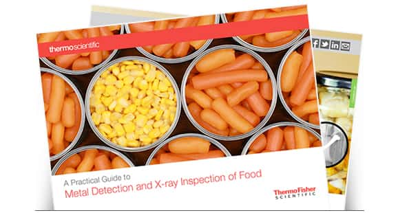 Download the metal detection and x-ray inspection food ebook