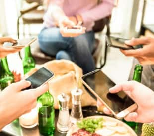 Social media can damage your food brand