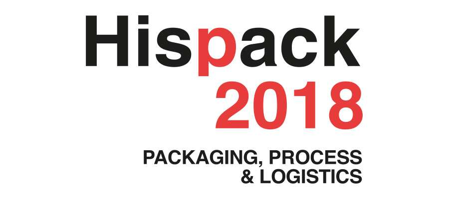 Hispack 2018 logo. Used with permission.