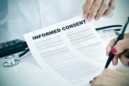 Is Informed Consent Ever Truly Informed – Informed Consent Form