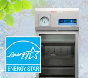 Energy Star Banner across cold storage product