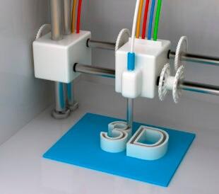 plastic 3d printing