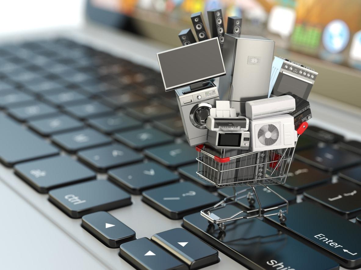 plastics in electronics