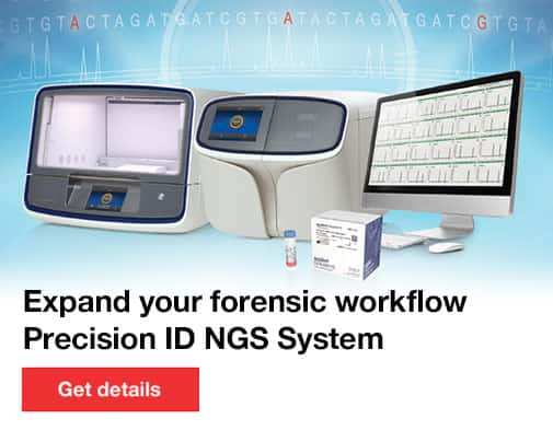 Thermo Fisher Precision ID Next-Generation Sequencing (NGS) System
