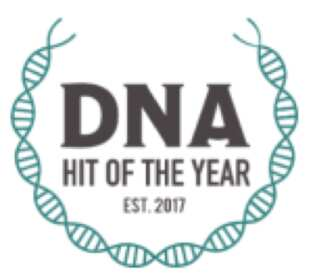 DNA Hit of the Year badge